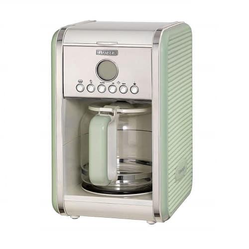 Ariete UK 1342 Retro Filter Coffee Machine – Best Retro Design