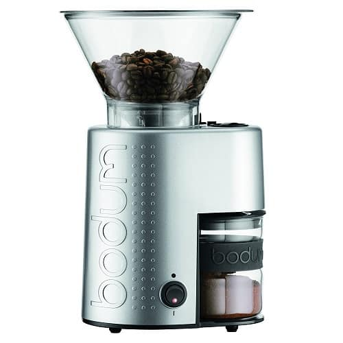Bodum 10903-01UK Bistro Electric Coffee Grinder