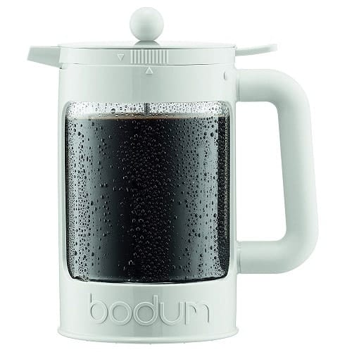 BODUM Bean Ice Coffee Maker – Best French Press Style