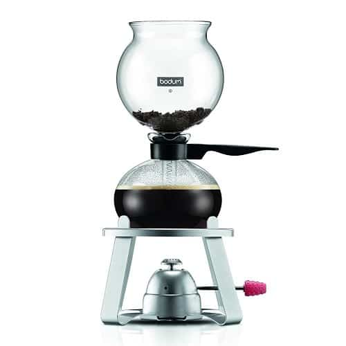 BODUM Pebo 8-Cup Vacuum Coffee Maker