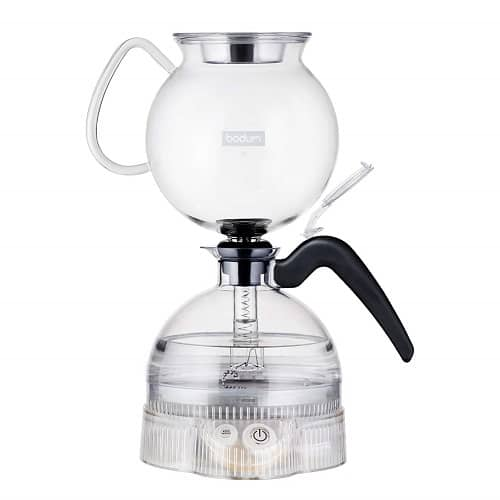 Bodum ePEBO Electric Vacuum Coffee Maker
