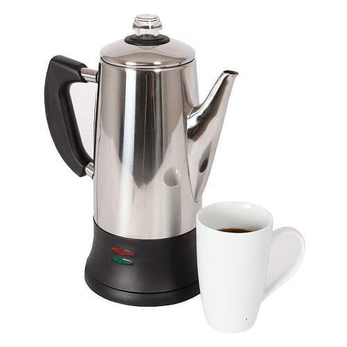 Coopers of Stortford Cordless Coffee Percolator