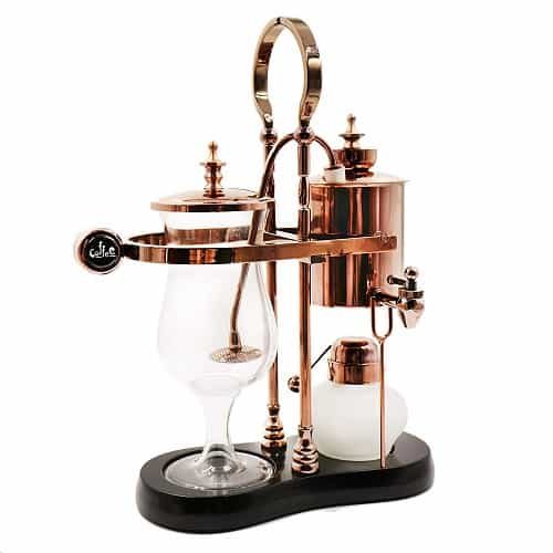 Diguo Belgian Luxury Royal Family Balance Syphon Coffee Maker