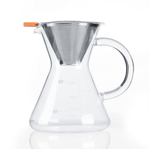 EASEHOLD Pour Over Coffee Maker