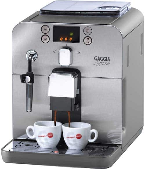 Gaggia Brera – Best for Ground Coffee