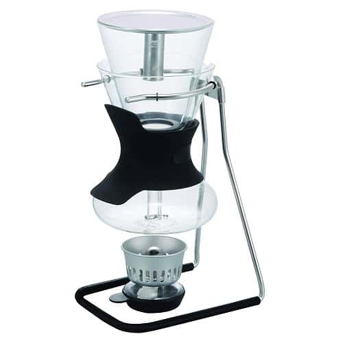 Hario Sommelier SCA-5 Glass Syphon Coffee Maker