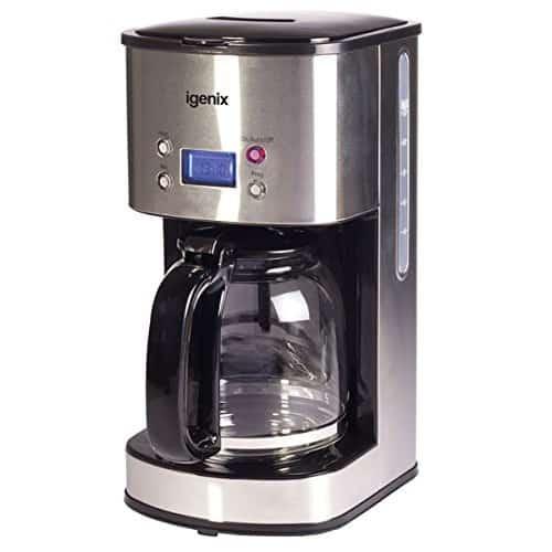 Igenix IG8250 Digital Filter Coffee Maker