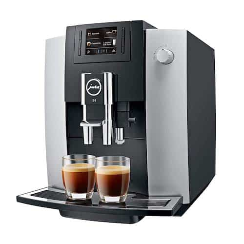JURA 15079 E6 Coffee Machine