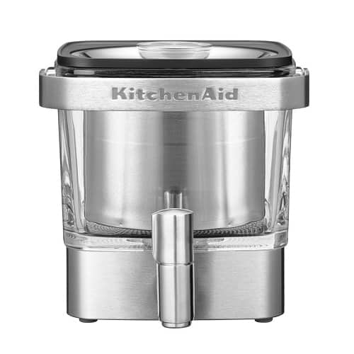 KitchenAid 5KCM4212SX Cold Brew Coffee Maker – Best Portable