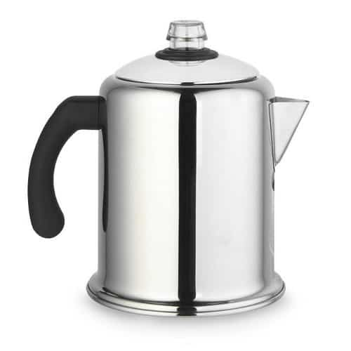 Lakeland Retro Stainless Steel Coffee Percolator – Best Stovetop