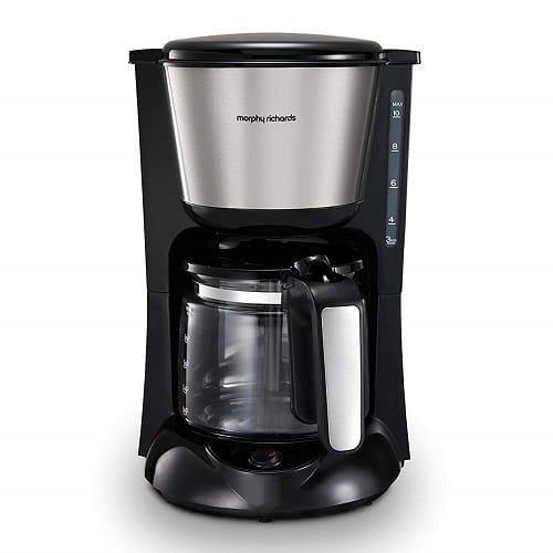 Morphy Richards Equip Filter Coffee Maker 162501