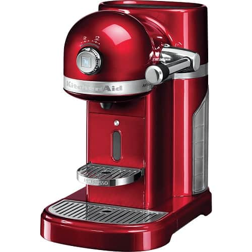 Nespresso Artisan by KitchenAid – Best Retro Design