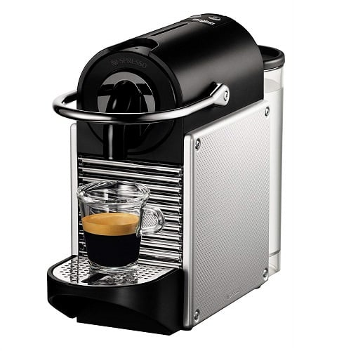 Nespresso Pixie Coffee Machine by Magimix – Best for Small Spaces