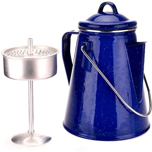 Oztrail Enamel Coffee Pot – Best for Camping