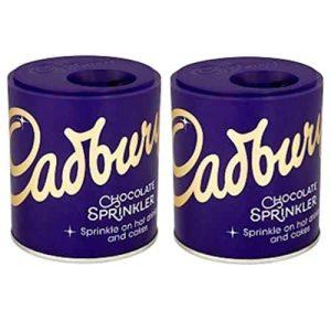 2 X Cadbury Sprinkler