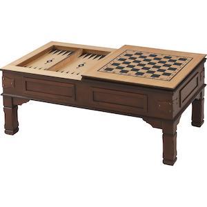 CreativeIdeaByElmira Backgammon, Chess Coffee Table