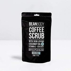 Bean Body Coconut Coffee Body Scrub