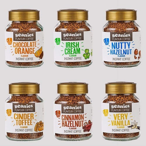 Surprise me! Beanies Flavoured Coffee