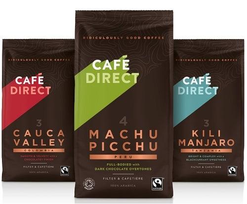 Cafè Direct Handpicked