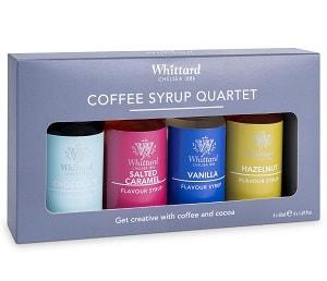 Coffee Syrup Quartet