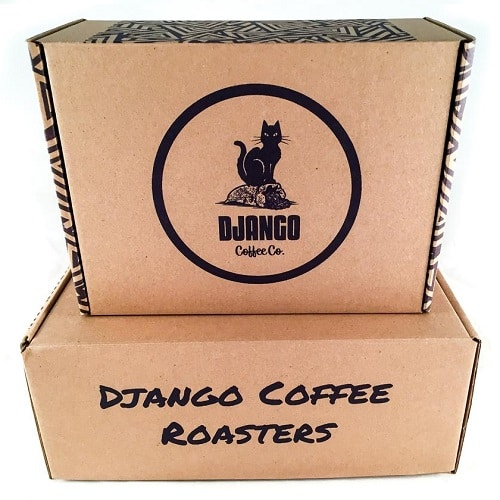 Django Coffee Co.