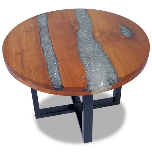 Festnight Vintage Coffee Table