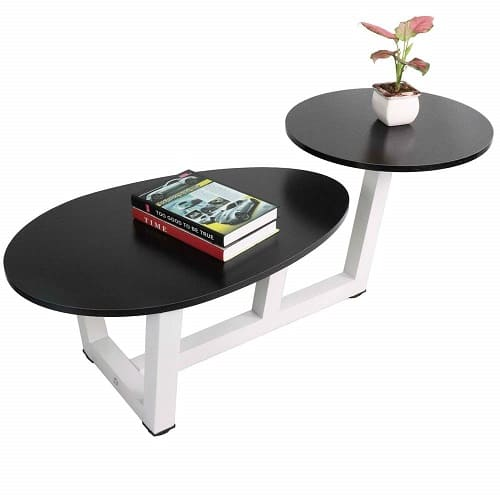 TUORUI Double Coffee Table
