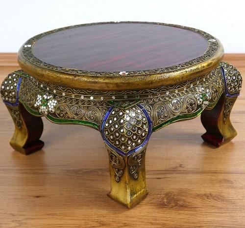 Asian Opium Table