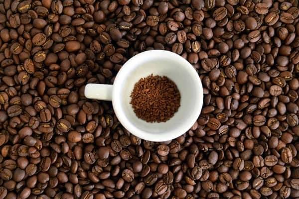 Freeze Dried Instant Coffee