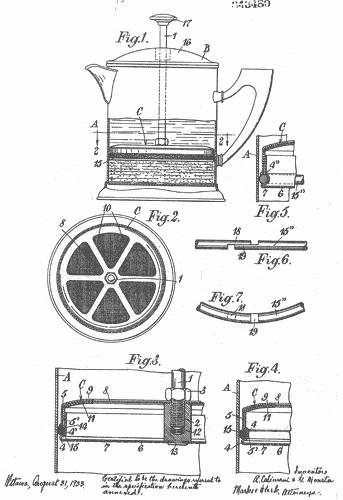 calimani patent