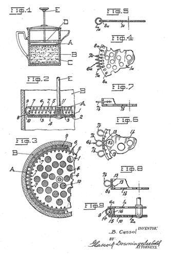 cassol patent