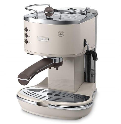 De'Longhi Icona Vintage Traditional Pump Espresso