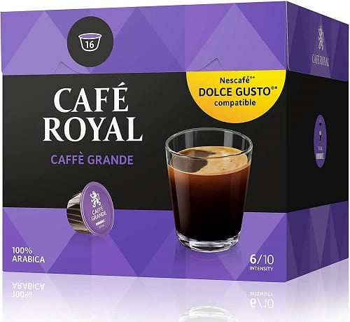 Café Royal Caffé Lungo Coffee Pods