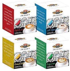 F.R.I.E.N.D.S Dolce Gusto Compatible Coffee Pods