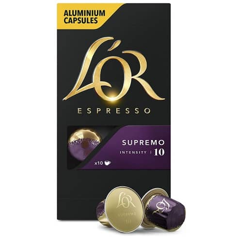 L'OR Espresso Supremo Intensity