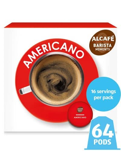 Aldi Americano Coffee Pods Bundle