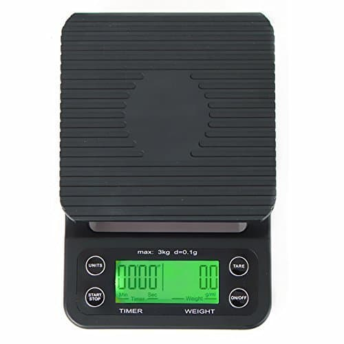 MUHWA High Precision Food and Coffee Scale