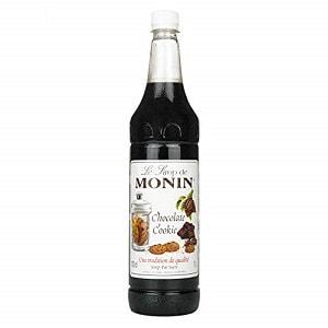 Monin Premium Chocolate Cookie Syrup 1 lt