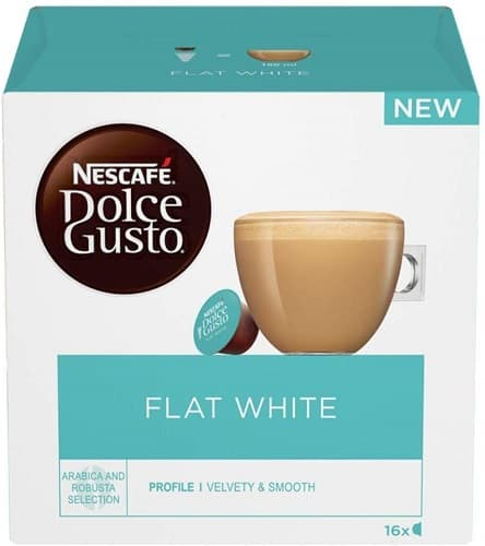 Nescafé Dolce Gusto Flat White Coffee Pods