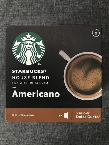 Nescafé Dolce Gusto Starbucks House Blend Americano