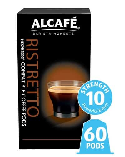 Aldi Ristretto Coffee Pods Bundle 6 Pack
