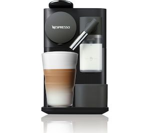 NESPRESSO by DeLonghi Lattissima One EN500.BK Coffee Machine