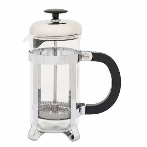 Whittard Silver Cafetière