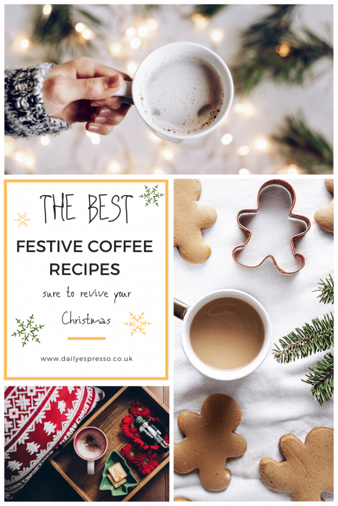 the best christmas coffee recipes