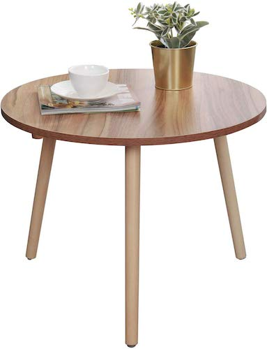 SogesHome Round Coffee Table