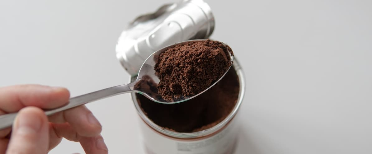 ground coffee using the right grind in coffee machines