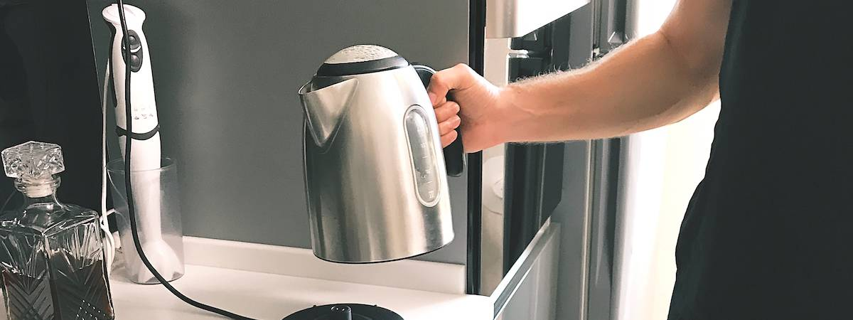 why bean to cup machines are better than kettles