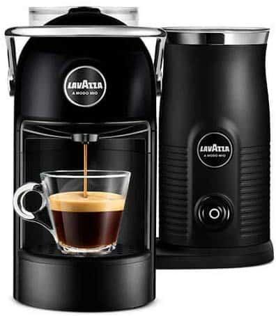 Lavazza A Modo Mio Milk Coffee Machine Jolie & Milk