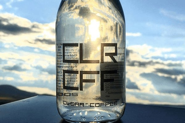 Clr Coff: The World's First Clear Coffee Drink