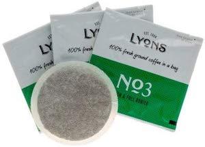 Lyons Coffee Break No3 Coffee Bags